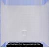 "Better Bath Tub  1 piece Surround Tile Finish White 27"" x 54"""