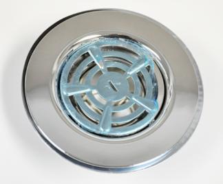 Metal Shower Strainer for 32 x 32 Shower Pan