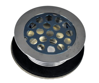 Metal Shower Stainer for 28 x 54 Shower Pan