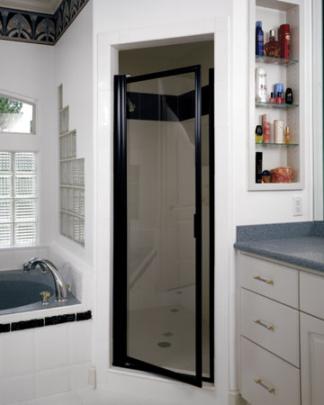 """28"""" Shower Door - Pivot"""