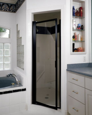 Shower Door for 32 x 32 Shower Pan