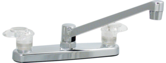 Kitchen faucet with out sprayer Catalina Series 8 inch