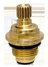 Brass stem and bonnet 41-5-0