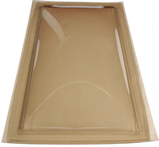 Skylight 1 piece Polycarbonate dome 32 X 48 (SD-3248)