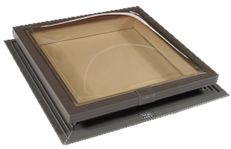 Skylight Self flashing aluminum frame (SFAW3636) 36 in X 36 in