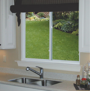 Kitchen Window Horizontal sliding Window w(30in.) X h(21in.)