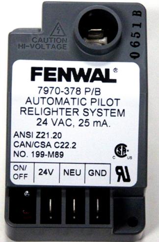 Re-ignitor Module ( S1-7970-378P/B )