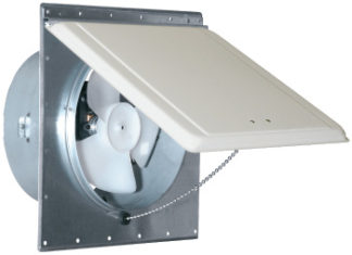 Sidewall Vent Fans 4""