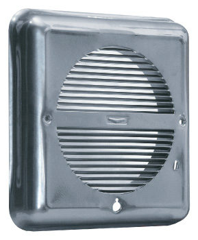 Sidewall Fan Grill Cover
