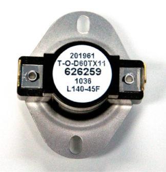 Limit Control Nordyne 140* 1 Pole FEHB 015/017 Series