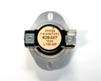 Limit Switch Nordyne 3/4D,IS,OR,190/140,A,A,F