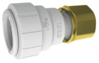 "Speedfit Female Connector 3/4"" x 3/4"""