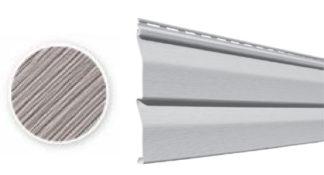 Harbor Crest Dbl. Dutchlap 4.5 Siding Graphite Grey