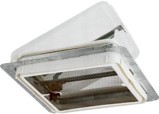 Roof Ventadome Non Powered Smoke Cover Birch Screen