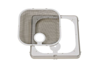 Birch White Screen Replacement for V2092 orV2094 Ventadome