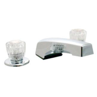 2 Handle Garden Tub Faucet W/Adjustable Centers