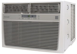 WINDOW AIR CONDITIONER FRIGIDAIRE AC UNIT 6500 BTU