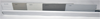 Premium Vinyl Skirting bottom rail white Style-Crest