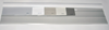 Premium Vinyl Skirting top back rail clay Style-Crest
