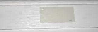 Premium Vinyl Skirting top front rail sand Style Crest