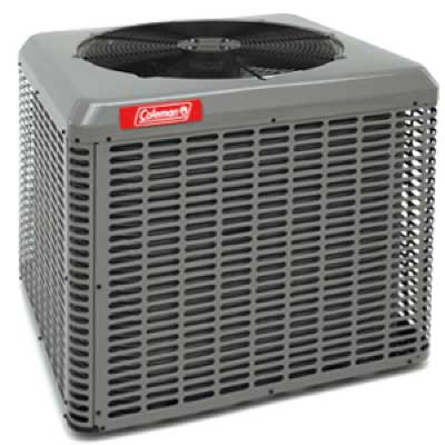 Coleman 2.0 Ton Heat Pump Quick Connect R-410A for Mfd. Homes
