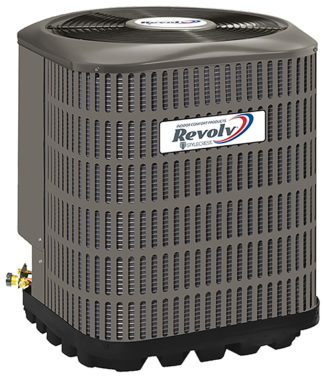 Revolv 2.0 Ton 14 SEER Heat Pump R410A