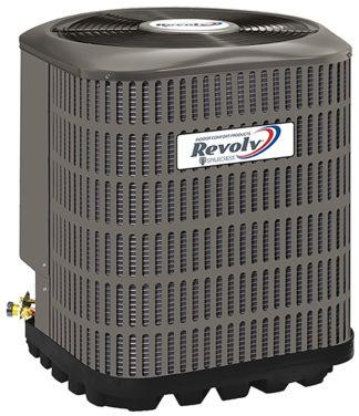 Revolv Heat Pump 3.0 Ton 14 SEER R410A Q.C