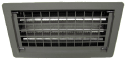 Automatic Foundation Vent Grey