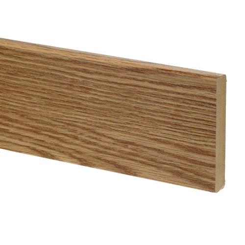 Oak Wrapped Door Jamb 3.25