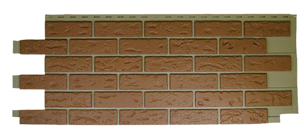 Novik Used Red Blend Brick Panels Carton Of 9 Mobile